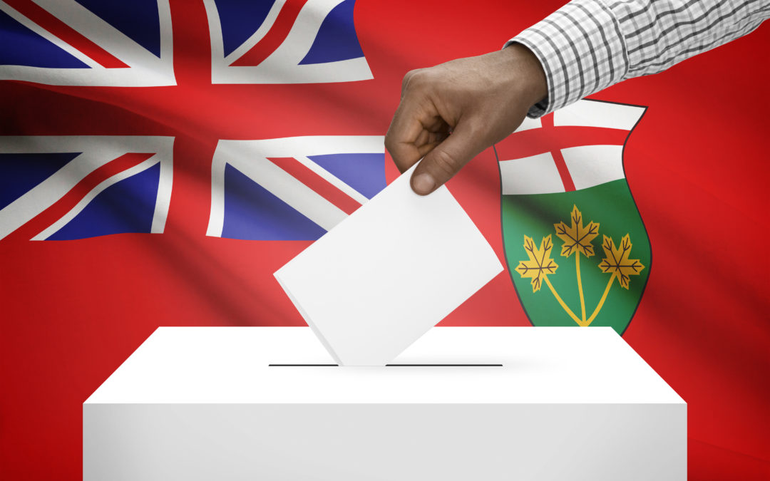 Setting the Stage: Ontario Election Preview