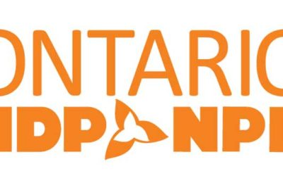 NDP Platform Seeks to Unite Progressive Voters