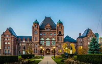 Ontario Government Hits Reset Button with Fall Economic Statement