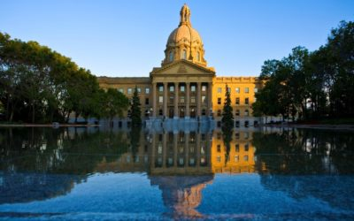 Kenney sweeps Alberta