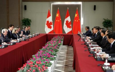 Canada and China: Canola, Pork and Meng Wanzhou