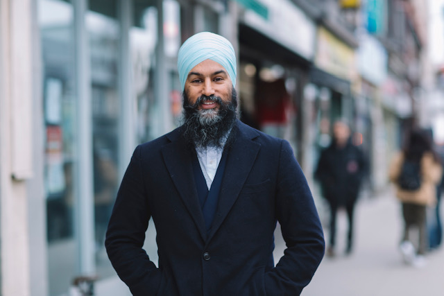 Jagmeet Singh's Path to Election Day