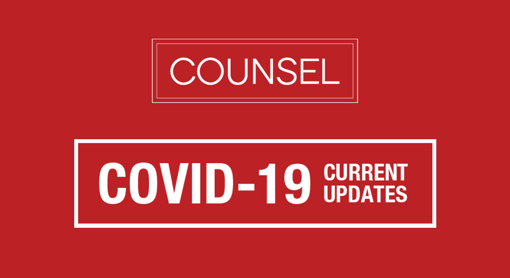 COVID-19 Update – Ontario Government actions on COVID-19