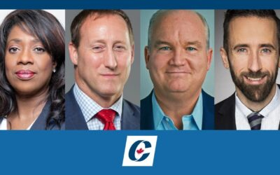 How the Federal Conservative Leadership Race is Shaping Up