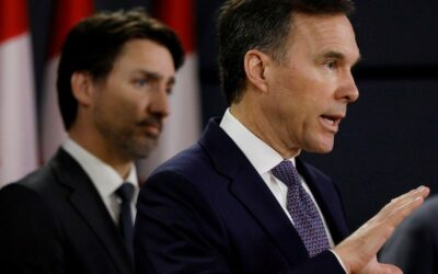 Morneau's Shock Resignation Clears Way for New Federal Finance Minister