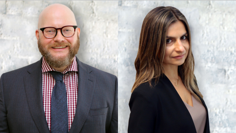 Counsel Adds Political Veterans Rob Gilmour and Jess Georgakopoulos  to its Public Affairs and Public Relations Teams
