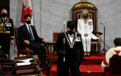 Resurgence of COVID-19 fails to dampen Throne Speech ambition