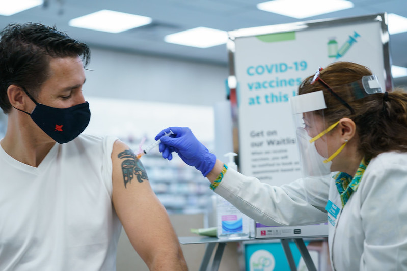 Trudeau Government Announces New Mandatory Vaccination Requirements